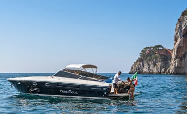 Priore Capri - Boat Tours of Capri, Italy
